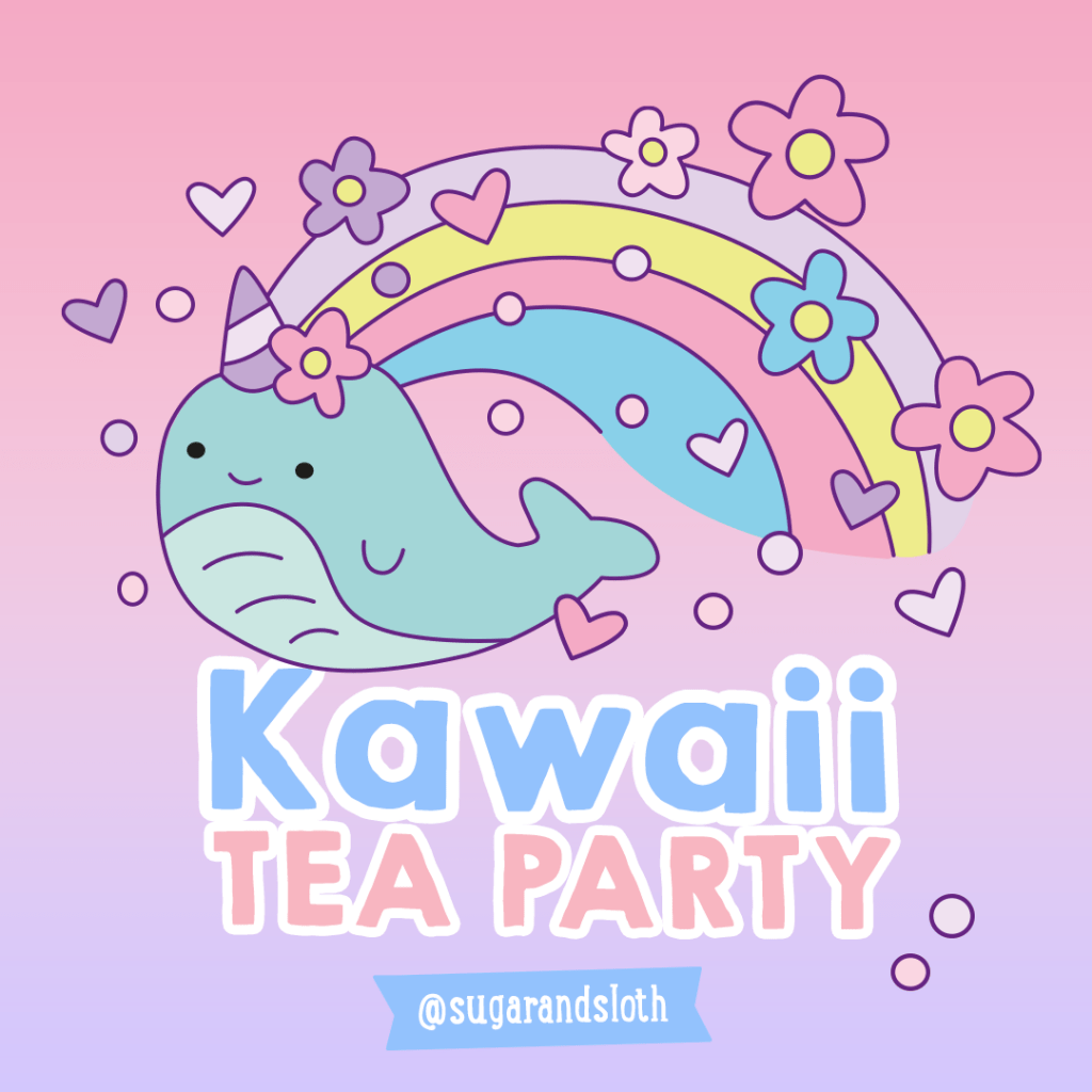 kawaii Tea Party