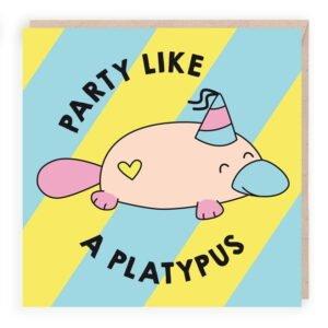 cute funny birthday card