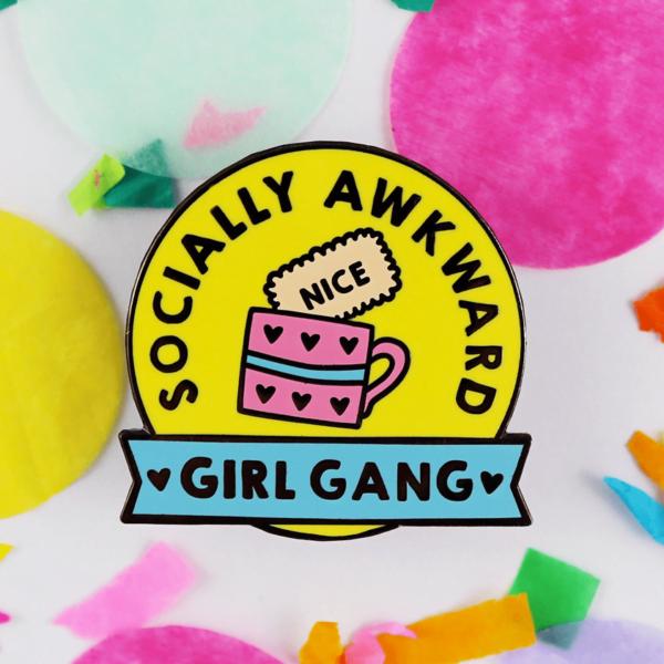 socially awkward girl gang2