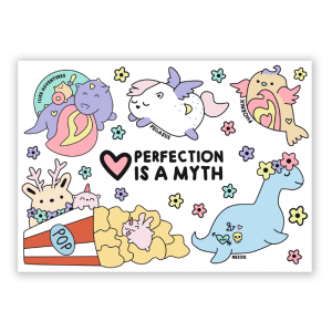 Perfection postcard