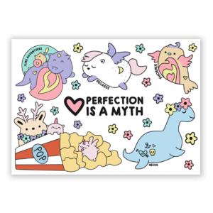 Perfection postcard