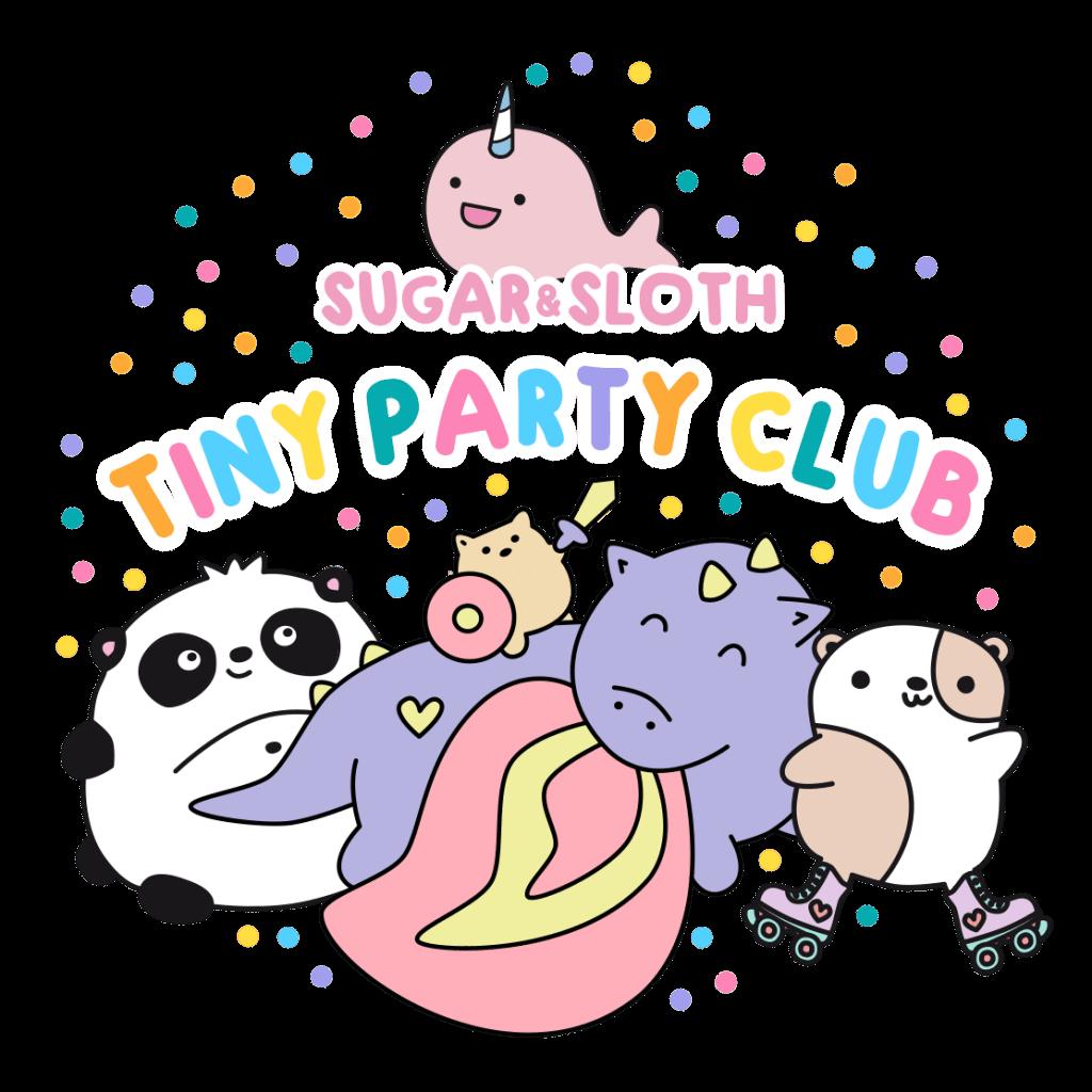 Tiny Party Club subscription box