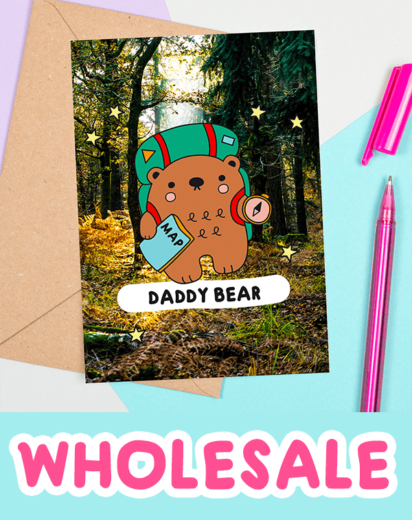 Cute and Funny Wholesale cards and gifts
