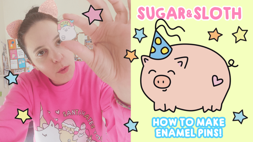 how to make enamel pins