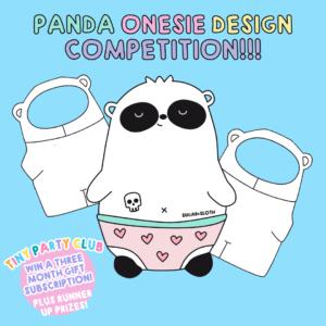 Panda onesie competition