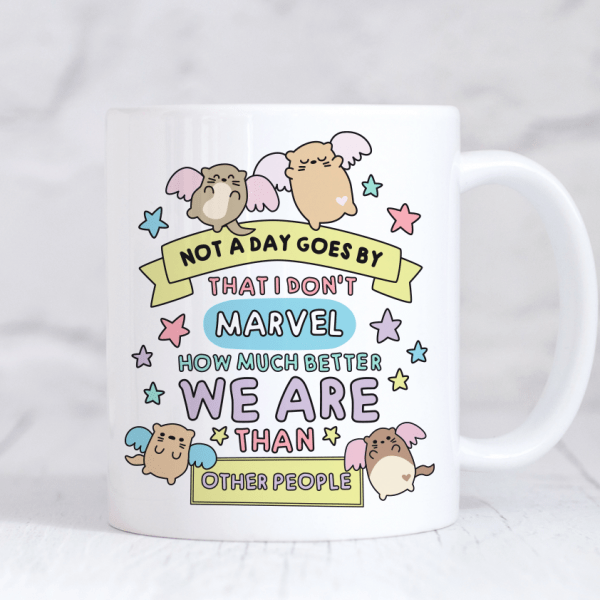 Cute anf funny valentines mug