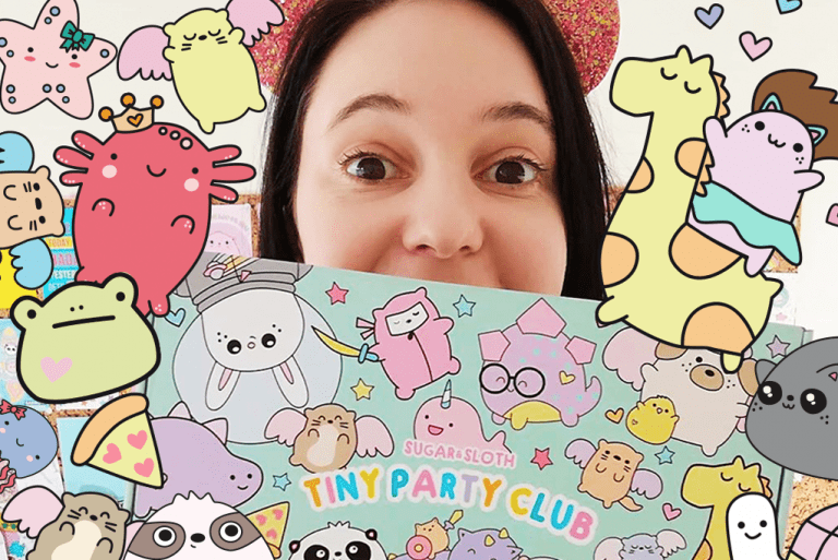 Tiny Party Club - The world's Cutest Subscription Box