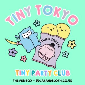 Tiny Tokyo Subscription Box
