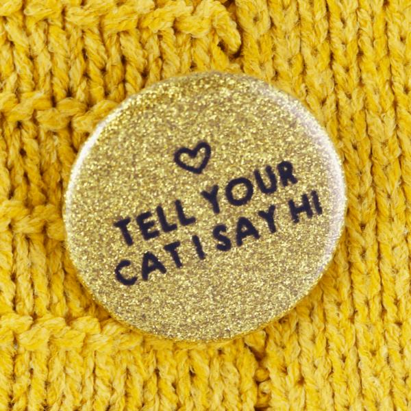 tell your cat I say hi