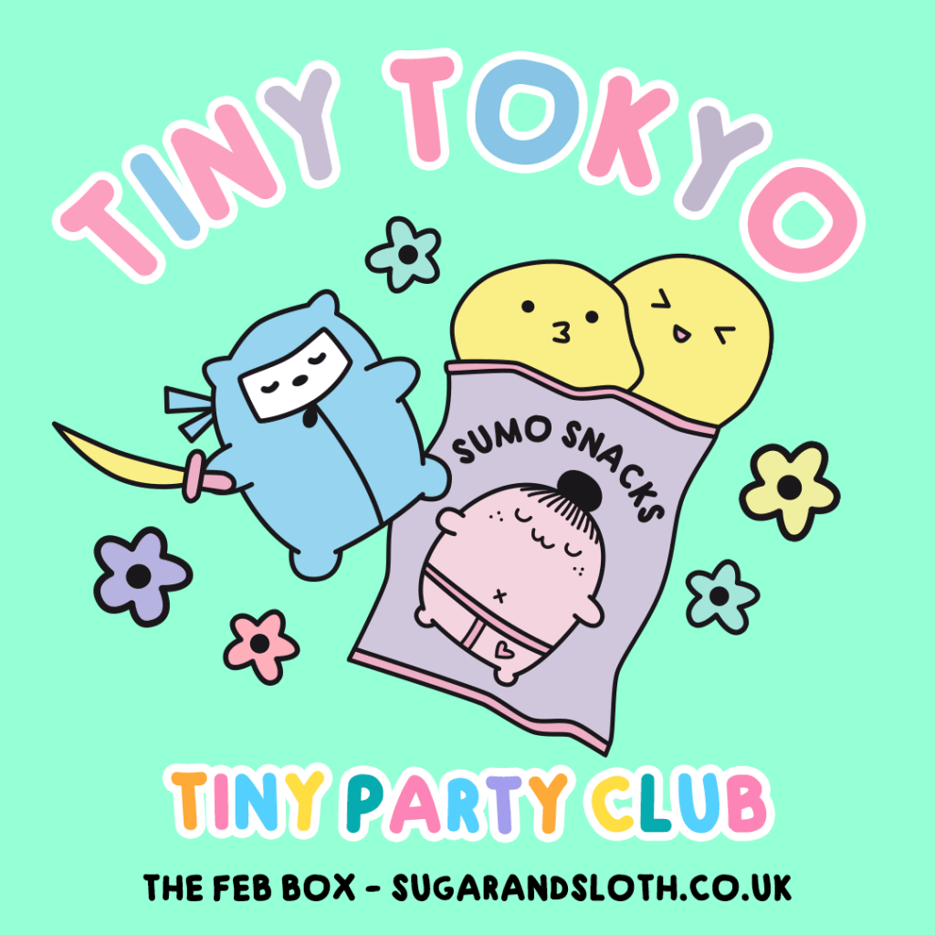 Tiny Party Club subscription box