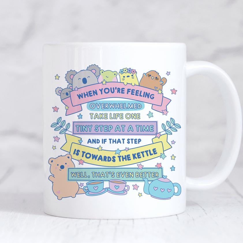 cute kawaii mug