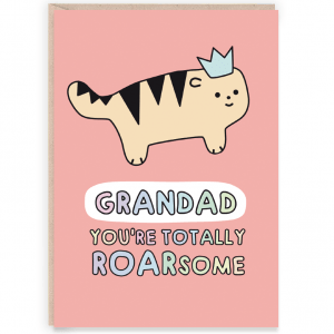 Card for grandad