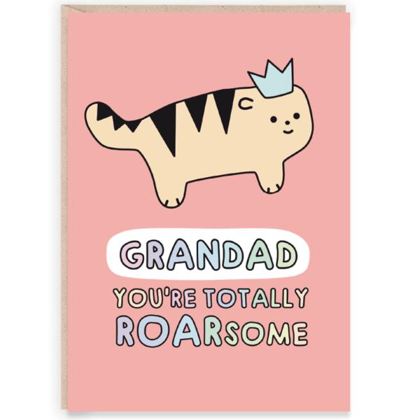 Card for grandad