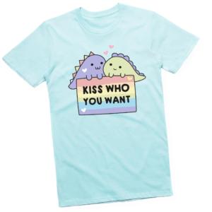 Pride dinosaur t-shirt