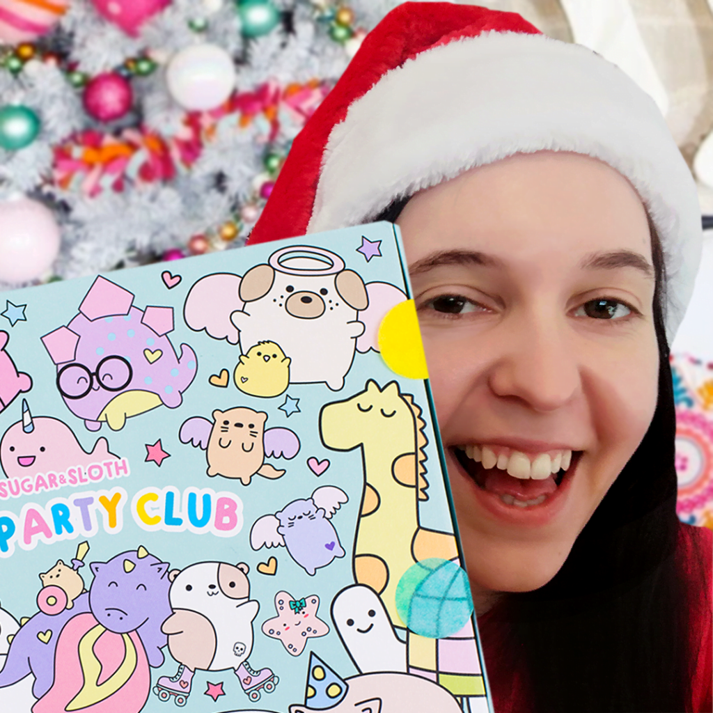 December Tiny Party Club Subscription Box Unboxing