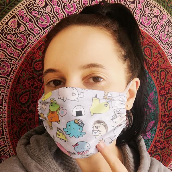 cute face mask