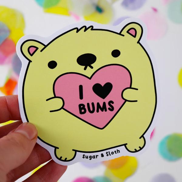 funny valentines sticker