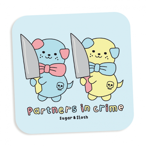Partners in Crime Coaster