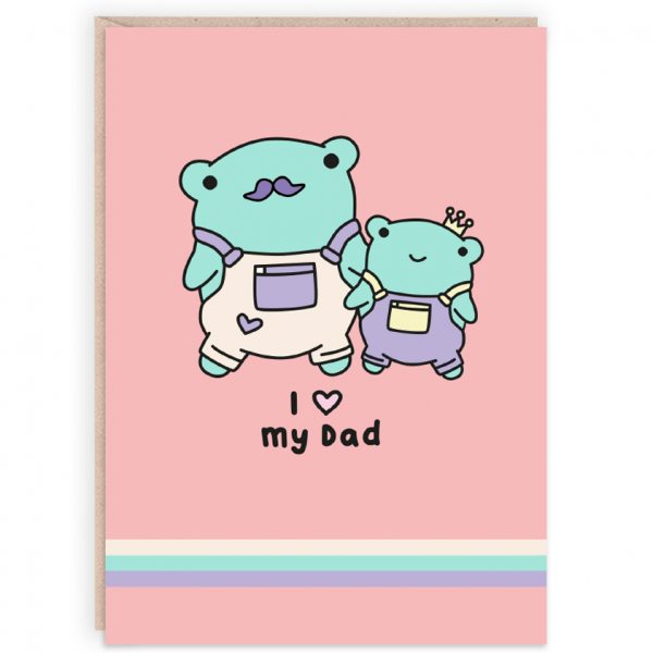 fathers day card for dad