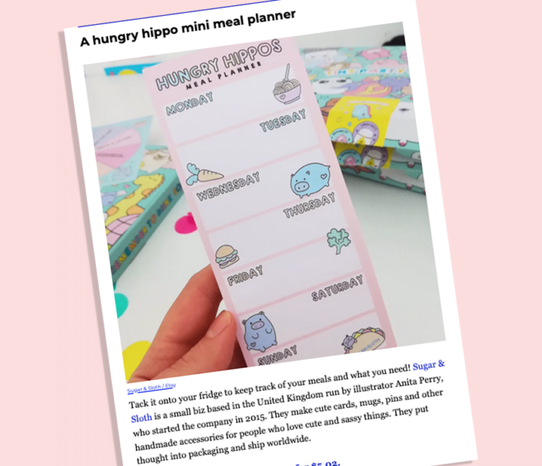 Buzzfeed cute enamel pins