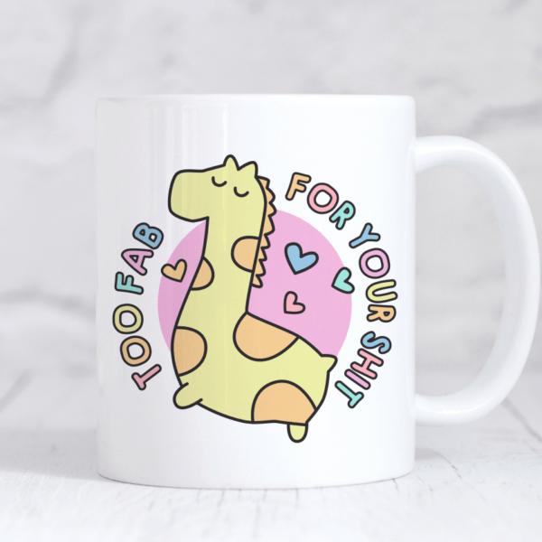 Too Fab mug